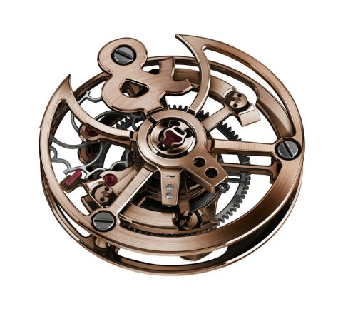 Bell & Ross Only Watch caja del tourbillon