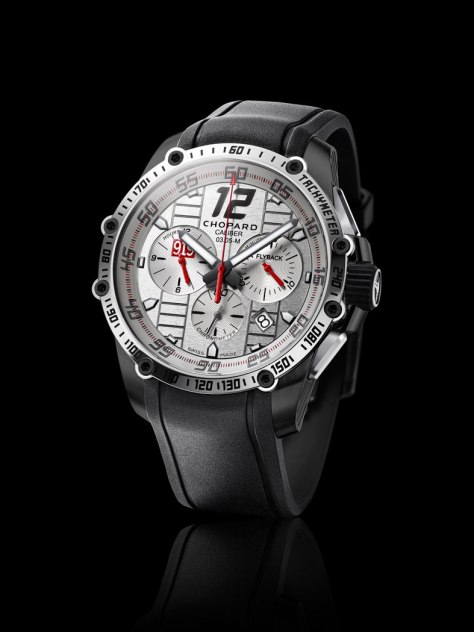 Chopard Superfast Chrono Porsche 919 Only Watch 2015 - frontal