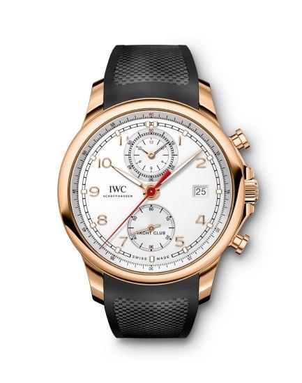 IWC Portugieser Yatch Club Chronograph oro