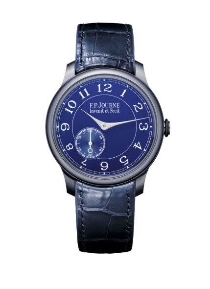 FP Journe Chronomètre Bleu