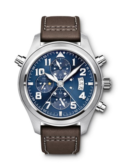 IWC Pilots Watch Double Chronograph Edition Le Petit Prince