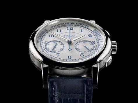 A Lange Sohne 1815 chronograph perfil