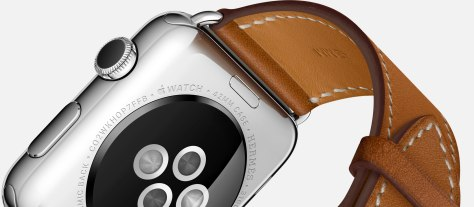 Apple watch Hermes trasera