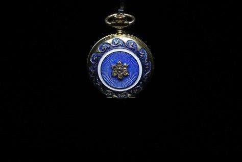 Tissot reloj colgante siglo XIX
