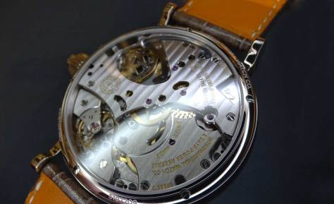 IWC Portofino Hand-Wound Monopusher Chronograph calibre