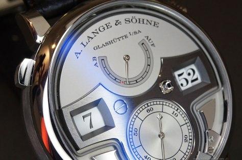 A. Lange & Söhne Zeitwerk Minute Repeater detalle