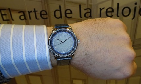 Glashütte original Sixties Iconic Grey
