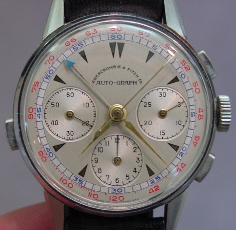 Heuer Abercrombie Fitch