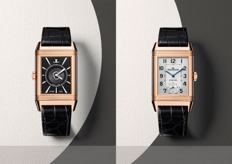 Jaeger-LeCoultre Reverso Classic Duoface