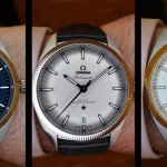 Ya disponibles los Omega Globemaster Co-Axial Master Chronometer