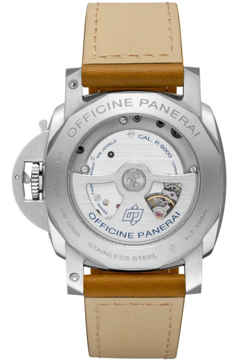 Panerai-Luminor-1950-Sealand-3-Days-Automatic-Acciaio-44-mm-reverso-Horas-y-Minutos