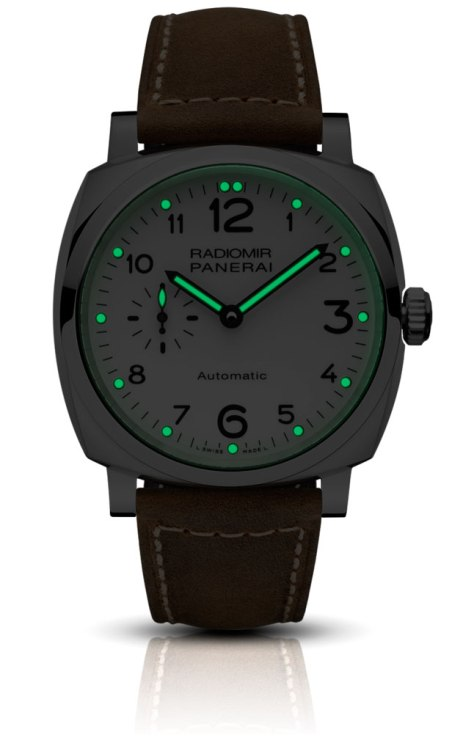 Panerai Radiomir 1940 3 Days Automatic Acciaio SuperLuminova