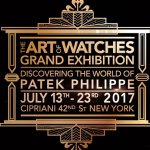 Patek Philippe anuncia la muestra The Art of Watches en Nueva York