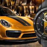 Porsche Design Chronograph 911 Turbo S: de accesorio, un coche