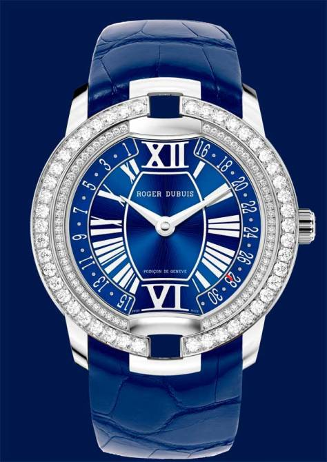 Roger Dubuis Velvet Secret Heart frontal