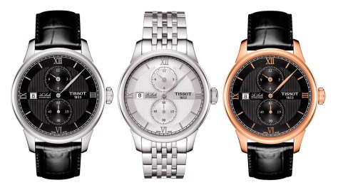 Tissot-Pre-Basel-2016-Le-Locle-Regulateur-versiones-Horasyminutos