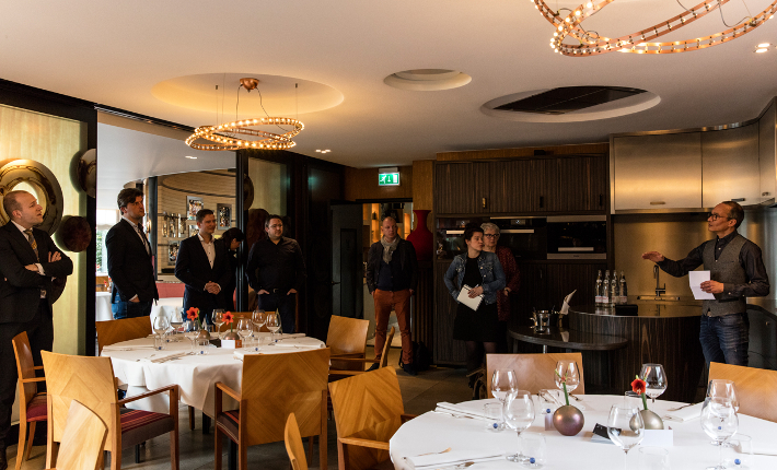 Restaurant Amarone Rotterdam Smeele Hospitality Inspiration Sessions | Het Verhaal