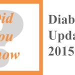 Diabetes Update 2015
