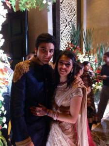 Mrs. Ashni & Mr. Siddhant Kothari | Marriott,  Jaipur