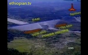 Grand Ethiopian Renaissance dam (Millennium dam)