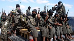 Somalia's Al-Shabaab fighters