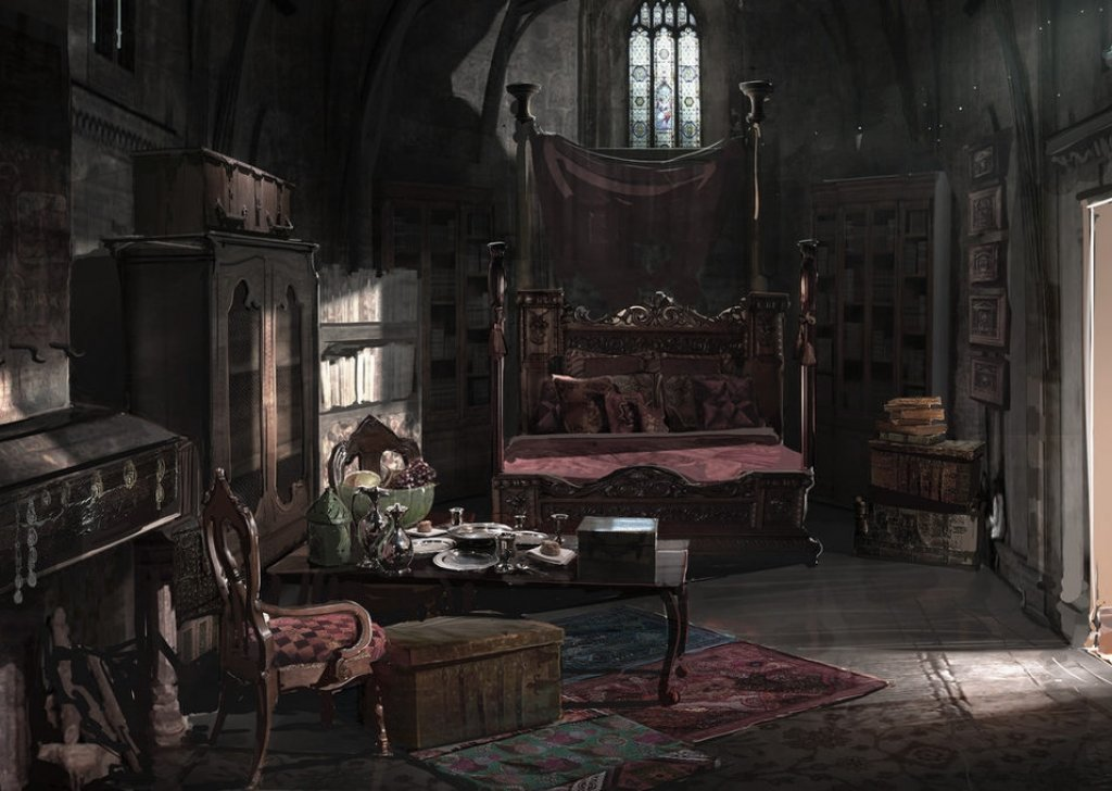 Purple And Black Bedroom Wallpaper A Stormy Night In A Victorian Study Audio Atmosphere