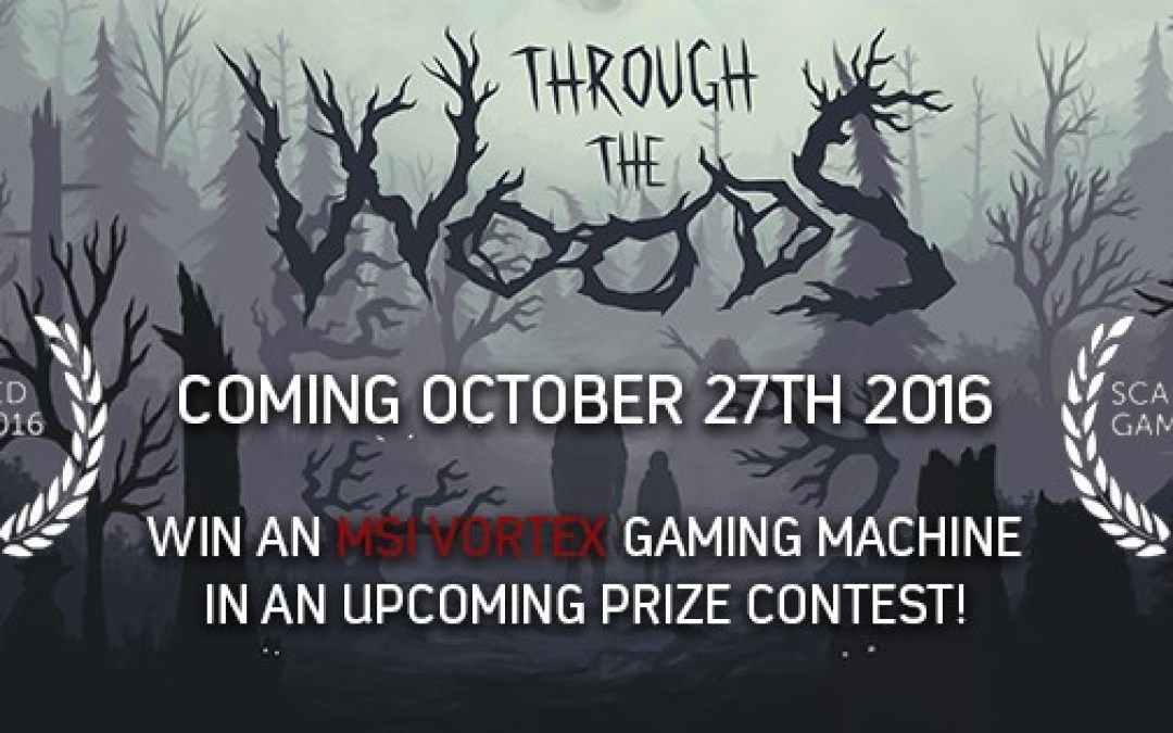Get Ready to Play 'Through the Woods' This Halloween!