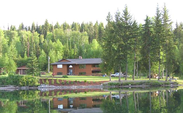 Lakefront Property For Sale North Cariboo
