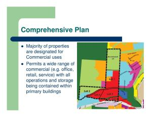 This is City of Durango's Comprehensive Plan for the Southfork Character District.