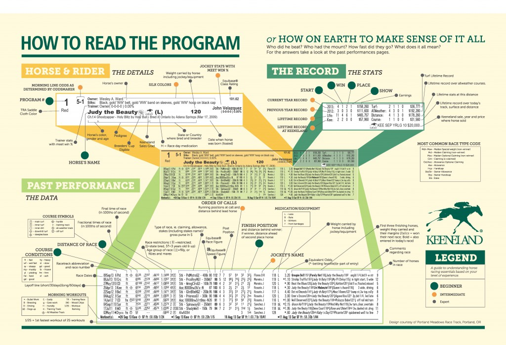 Horse Racing Form on the Flat - racing form