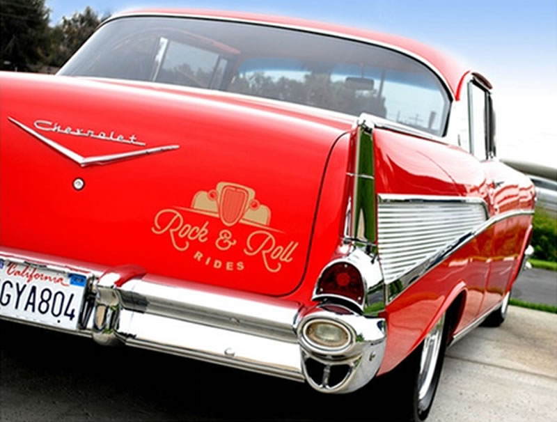 Rock & Roll Rides Helps You Make Money From Your Classic Car