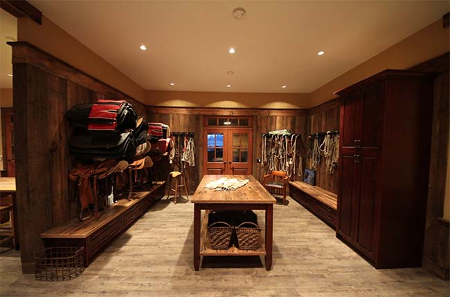 Washer And Dryer Cabinets Stable Style: Tack Room Envy | Horses & Heels