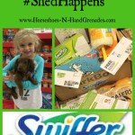 Child's 1st Pet? You Need Swiffer Because #ShedHappens