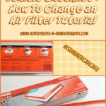 How One Woman Can Change An Air Filter and A Summer Driving Vehicle Checklist