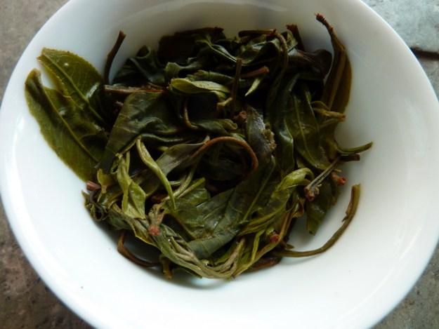 gua feng zhai cha wang shu 2012 puerh