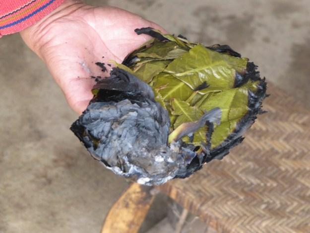 traditional Jinuo tea