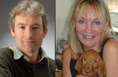 Researchers Wayne Linklater and Elissa Cameron.