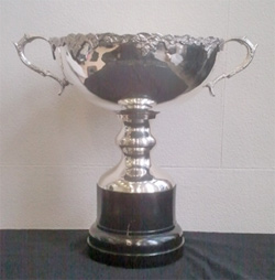 The Tom Gadsby Memorial Trophy.