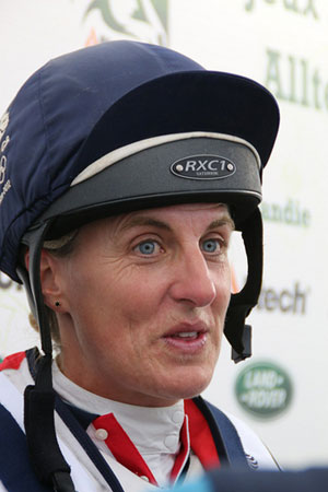 British team member Tina Cook, who is in 14th place on De Novo News.