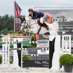 NZ names sole showjumper for World Equestrian Games
