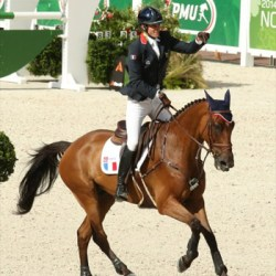 French eventer disqualifed from WEG over horse's failed medication test