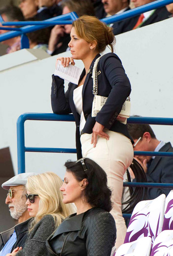 Princess Haya stands down in December after eight years as president of the FEI.