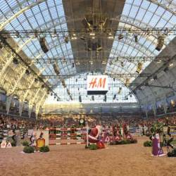 Olympia chooses World Horse Welfare as show charity