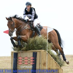 Second 3* start nets win for young rider at Puhinui horse trials