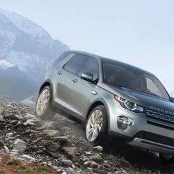Land Rover on marque for RK3DE
