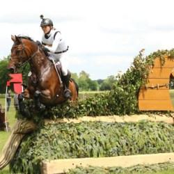 Klimke jumps into slender 4* lead at Luhmühlen horse trials