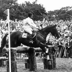Triple European champion remembers eventing's good times