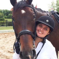 Sydney meets her match: Para rider eyes Rio with special new horse