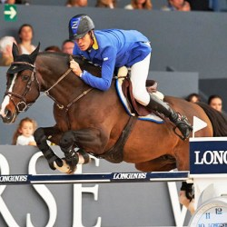Taloubet Z's World Cup leg win a tribute to late owner