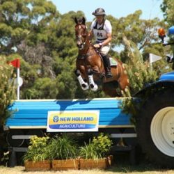 Shane Rose 1-2 with fences to spare at Adelaide horse trials